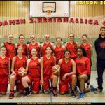 Teamfoto Saison 2016/17