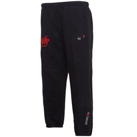 Weddinger Wiesel Sweatpant schwarz